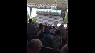 "Danielle Bradbery ""Born to Fly"" Indiana State Fair"