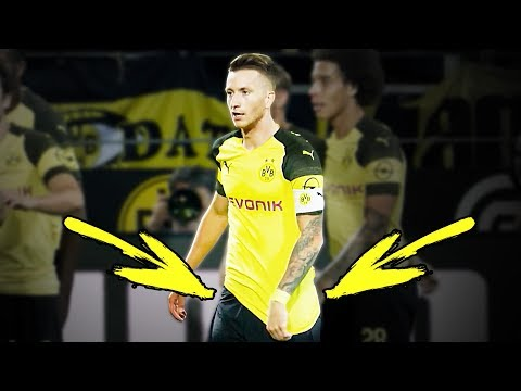 Marco Reus' funny ritual in every match for Borussia Dortmund ⚽😂