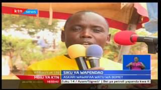 Mbiu ya KTN Taarifa Kamili na Mashirima Kapombe 14/2/2017 - Sehemu 3