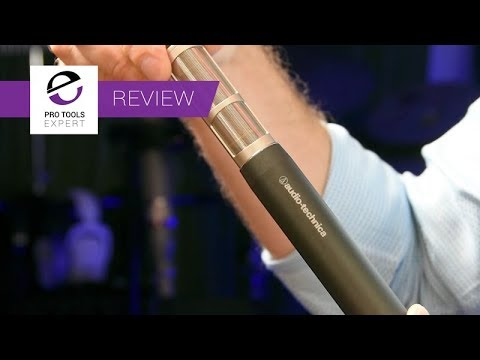 Pro Tools Expert - Audio Technica 5045 review (Real World Studios session)