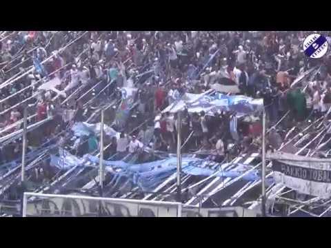 """""""[DESDE LA TRIBUNA] Deportivo Merlo Vs. Ituzaingó"""" Barra: La Banda del Parque • Club: Deportivo Merlo"""