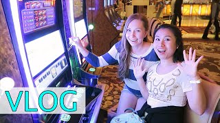 РАЗОРИЛИ КАЗИНО! LAS VEGAS, BELLAGIO!
