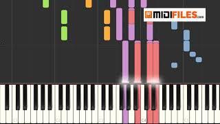 🎼 Pläne   Wincent Weiss (PRO. KARAOKE MIDI FILE DEMO)