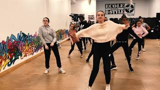 Cours Hip-Hop NewStyle Ados/Adultes ►Jeudi 18H30