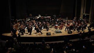 Gustav Mahler, Symphony No. 7, Frédéric Chaslin, JSO, 22.2.17, pt. 1