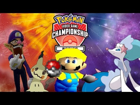 SM64 Bloopers: OnyxKing vs The Pokemon Championships Part 1 | OnyxKing