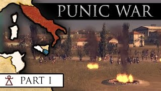Total War History: The First Punic War (Part 1/4)