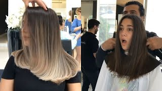 Top 10 Shoulder Length Haircuts 2020 ! Best Medium Hair Styles For Female 2020 !