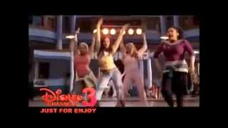 The Cheetah Girls- Step Up (Official Music Video)