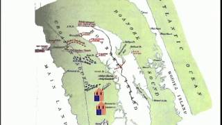 American Civil War - Battle of Roanoke Island