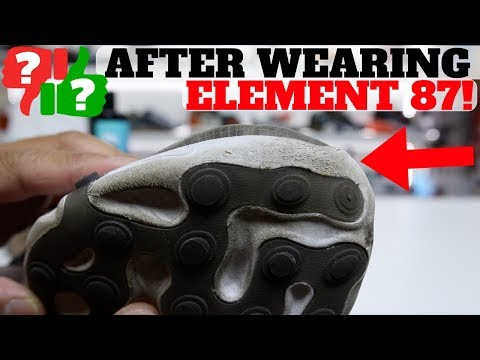 1 MONTH AFTER WEARING NIKE REACT ELEMENT 87: PROS & CONS