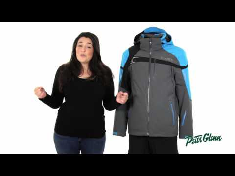 2017 Spyder Men's Titan Ski Jacket Review by Peter Glenn