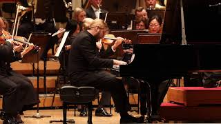 Rachmaninov's Piano Concert No. 2 // Denis Kozhukhin // Jaap van Zweden (Excerpt)
