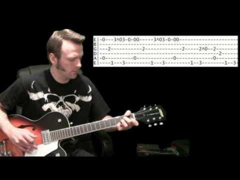 Danzig Mother Guitar lessons online tab