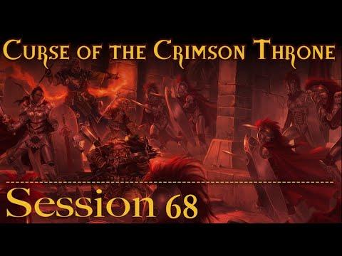 Curse of the Crimson Throne Session 68
