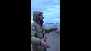 Беспредел на пляже Риги или почему тут нет людей