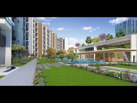 3D Tour of L And T Seawoods Residences North Towers