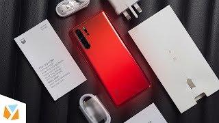 Huawei P30 Pro Amber Sunrise Unboxing