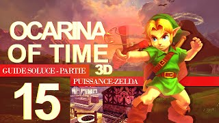 Soluce de Ocarina of Time 3D — Partie 15