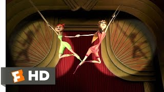 Coraline (6/10) Movie CLIP - The Play's the Thing (2009) HD