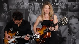 <b>Crystal Bowersox</b> Performs A Broken Wing From Her Album ALIVE