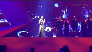 Filipa Sousa - Vida Minha - 3D - Eurovision Song Contest - Portugal 2012 - Semi-final 2