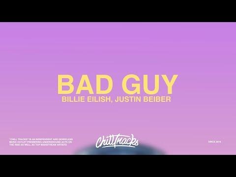 Billie Eilish & Justin Bieber – bad guy (Lyrics)