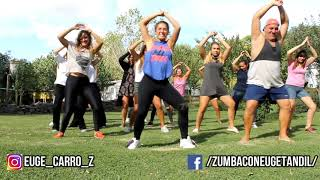Quiéreme - Bachata - ZUMBA Fitness Dance