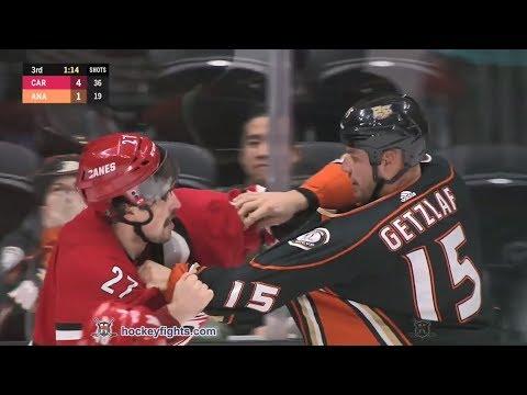 Ryan Getzlaf vs. Justin Faulk