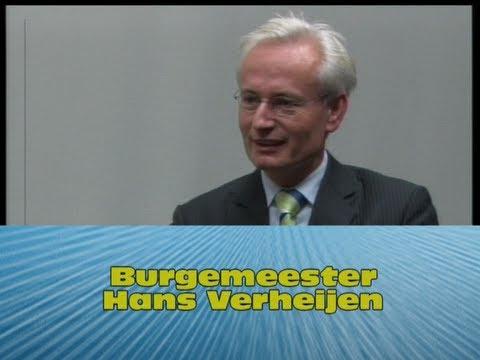 Interview Burgemeester Hans Verheijen ivm vertrek van Mill naar Wijchen