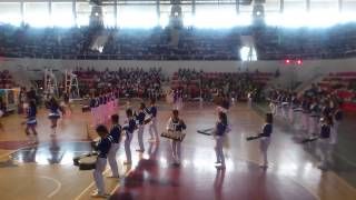 Dia De Zamboanga 2015 Drum And Lyre Competition (ZCHS MAIN)