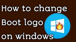 windows 10 boot animation changer - ฟรีวิดีโอออนไลน์ - ดู