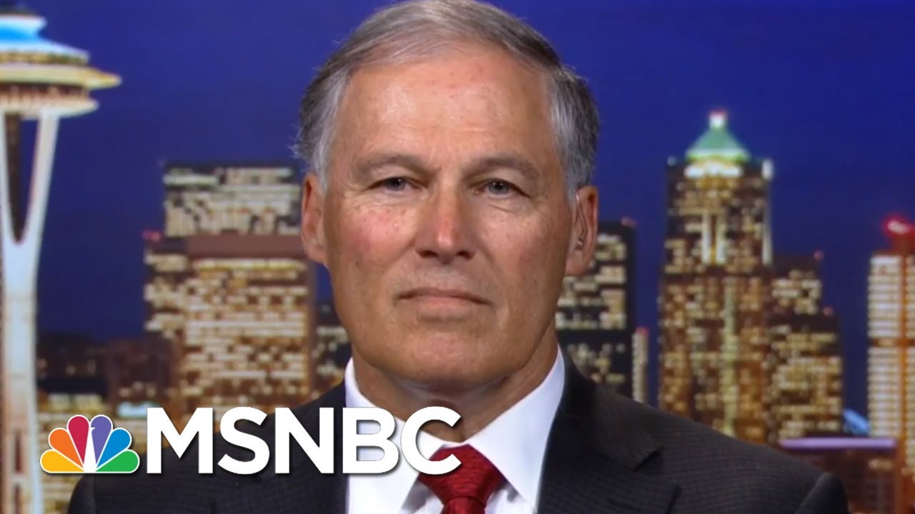 Gov. Jay Inslee: President Donald Trump Does Not Intend To Reunite Families | All In | MSNBC thumbnail