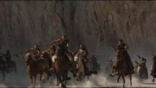 Khalasar arrive in meereen - Game of Thrones S06E09