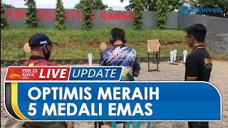 PON XX PAPUA: Cabor Menembak Sulsel Target 5 Emas PON Papua