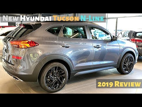New Hyundai Tucson N-Line 2019 Review Interior Exterior