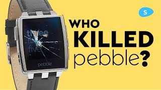 What happened to Pebble Watch?