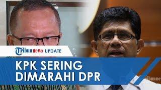 Rapat Terakhir dengan DPR, Pimpinan KPK Curhat Tak Pernah Dibantu: Kita Dimarahi Mulu