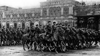 Парад Победителей 1945 года на Красной площади. Как это было