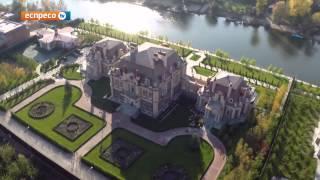 """Экс-министры """"Нафтогаза"""" достраивают шикарные особняки в элитном пригороде Киева.НОВОСТИ УКРАИНЫ!"""