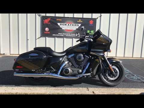 2019 Kawasaki Vulcan 1700 Vaquero ABS in Greenville, North Carolina - Video 1