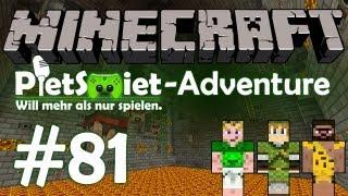 Lets Play Minecraft AdventureMaps DeutschHD PietSmietAdv - Minecraft spiele videos deutsch