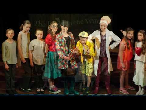 Fisher Youth Theatre Group video 5