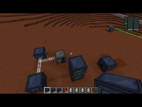 Электролизёр воды, сжижитель газа и синтезатор метана в Galacticraft 3