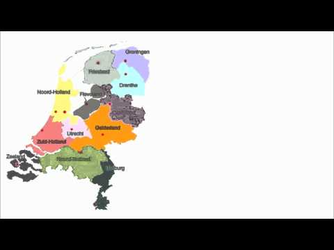 About The Netherlands: provinces, name, rivers / Over Nederland: provincies / Dutch culture