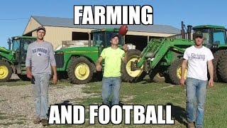 """Farming and Football"" (OFFICIAL MUSIC VIDEO) - Peterson Farm Brothers"