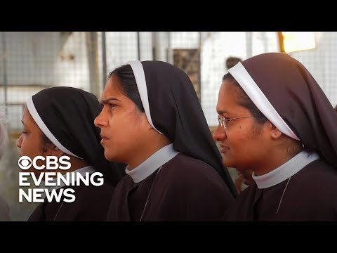 Nuns come forward with abuse allegations against Catholic priests