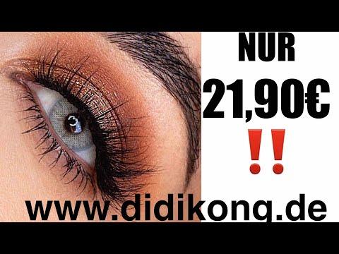 Beste Farbige Kontaktlinsen! 1 Jahr für 21,90€!! Natürlich, für dunkle Augen II Lenses by NavDip
