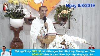 Trực Tiếp Thánh Lễ Ngày 582019 Tại Giáo Điểm Tin Mừng. Cha Giuse Trần Đình Long