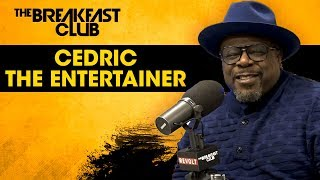 Cedric The Entertainer Talks Kings Of Comedy History, New Show 'The Neighborhood' + More